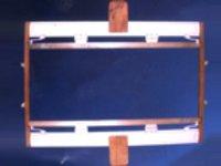 Metallic Heald Frames