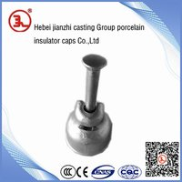 Ball And Socket Insulator Fitting For Suspension Disc Insulator