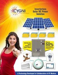 Off Grid Homes (Dc Solar) System