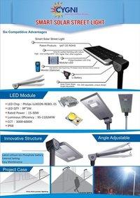 Smart Solar Led Street Light