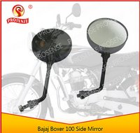 Motorcycle Side Rear View Mirror (Bajaj Boxer B100)