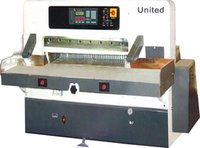 Hydraulic Programmable Paper Cutting Machine
