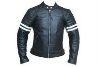 Mens Black Bomber Jackets