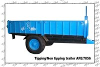 Tipping/Non Tipping Tractor Trailer AFE/7056