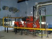 Biogas To Power Plant