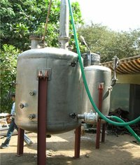 Toxic Gas Cleaning Plant