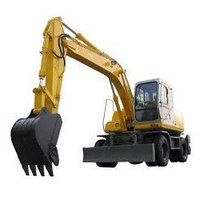 Loader Excavator Rental Services