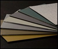 Metallic Colour Aluminium Composite Panel