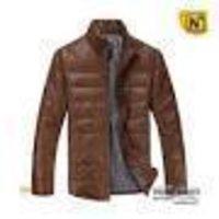 Split Suede Leather Jacket