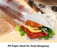 Food Wrapping PE Paper