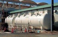 Frp Sewage Treatment Tanks