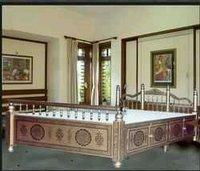 Wooden Handmade Box Bed