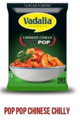 Pop Pop Chinese Chilly Snacks