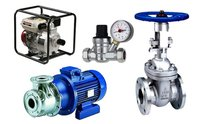 Pump and Valves
