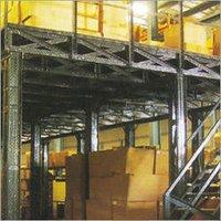 Slotted Angle Mezzanine Floor