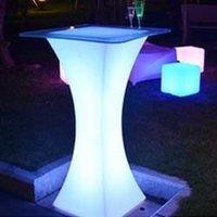 Led Designer Cocktail Table