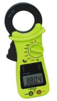 Hand Held Manual Ranging Clamp On Dmm