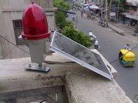 Solar Type Led Based Aviation Obstruction Light