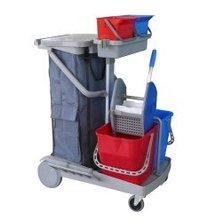 Portable Housekeeping Trolley