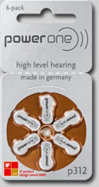 Hearing Aid Battery