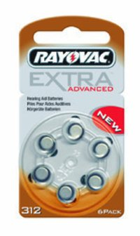 Rayovac Battery For Hearing Aids