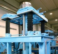 Metal Bellow Forming And Expanding Machine