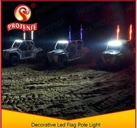 Decorative Led Flag Pole Light