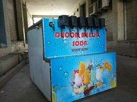 Soda Fountain Machines (Van Model)