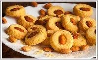 Almond Coconut Munch Cookies