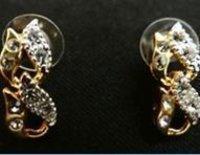 Chain Integrity Earrings