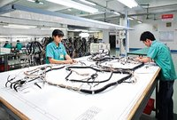 wire harness assembly in gurugram haryana dealers traders rh tradeindia com Electrical Harness Car Wiring Harness