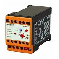 Motor / Pump Protection Relays Mpr-D2