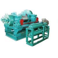 Rubber Refiner Mill (Direct Drive)