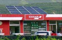 Solar Power Petrol Pump