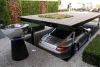 Pit Car Parking System