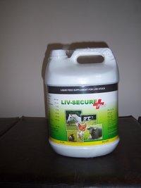 Liv Secure Liquid Animal Feed Supplement