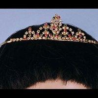 Colored Stone Crown