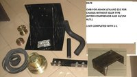 Compressor Mounting Bracket For Ashok Leyland 222 For Chassis Wtihout Idler