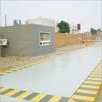 RCC Concrete Weighbridge