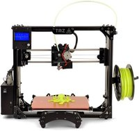 LulzBot TAZ 5 A Robust Desktop 3D Printer