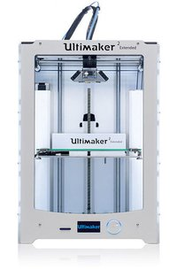 New Ultimaker 2 Extended - Think Large Print Big 3D Printer
