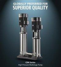 Dual Pump High Pressure Centrifugal Pump