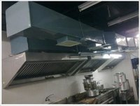 Commercial Kitchen Ventilation System