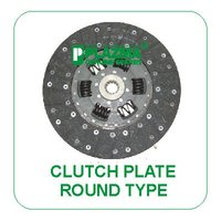 Clutch Plate Round Type For Green Tractors
