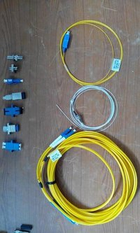 Optical Patch Cords And Connectors
