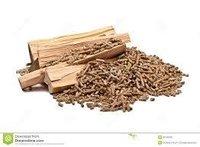 6mm Pure Pine Bulk Wood Pellet