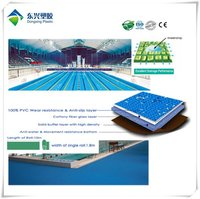 Indoor Swimming Pool Side Flooring Mat