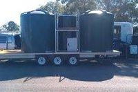 Mobile Waste Water Treatment Plant