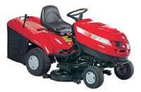 Power Lawn Mower With Steel Body