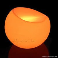 Led Cube Type Chair